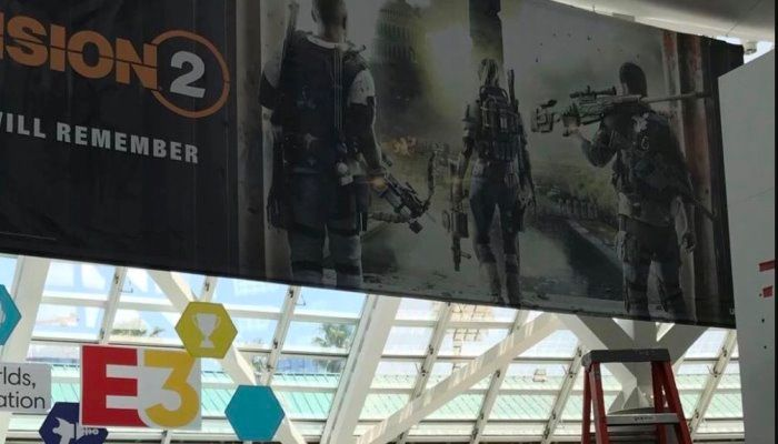 The Division 2 Arrives March 15, 2019