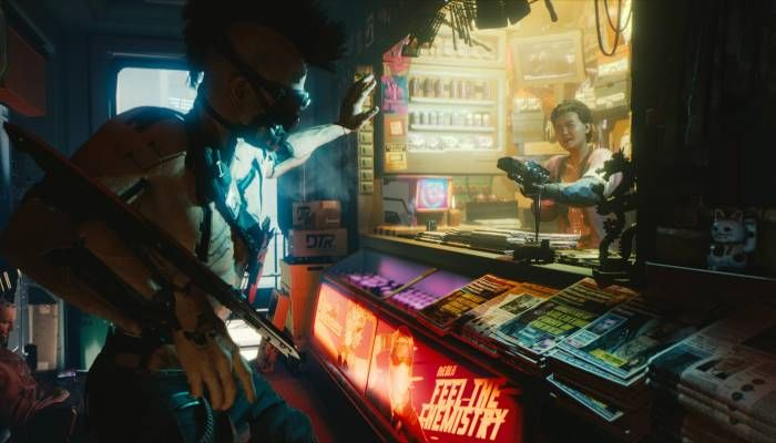[H]ardOCP: Cyberpunk 2077 was Really Real this Year
