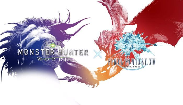 Final Fantasy XIV crosses over into Monster Hunter World in August