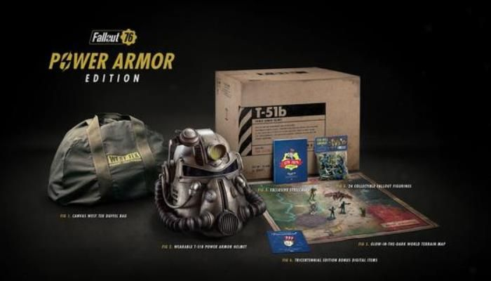 Bethesda Responds to 'Fallout 76' Controversy Over Power Armor Edition