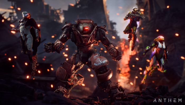 Anthem's Public Demo Begins Today With Improvements