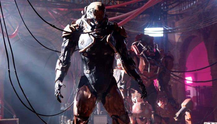 Anthem live-action short film Conviction by Neill Blomkamp announced