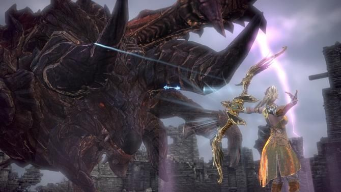 TERA Launches Server in Southeast Asia - MMORPG.com