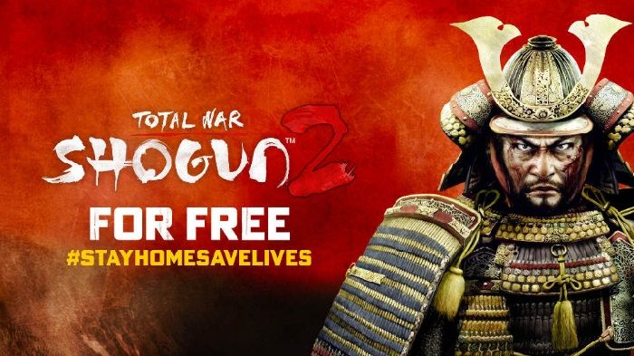 Sega Encourages Staying at Home With Free-to-Keep Total War Game