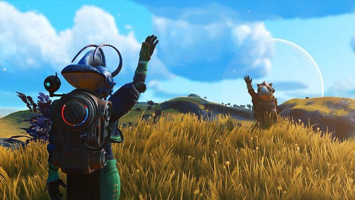 No Man's Sky is getting cross-play on all platforms starting tomorrow