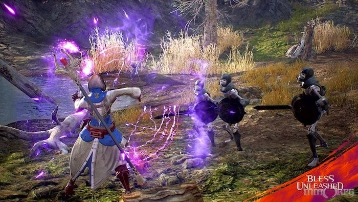 Bless Unleashed Releasing on PS4 on October 22