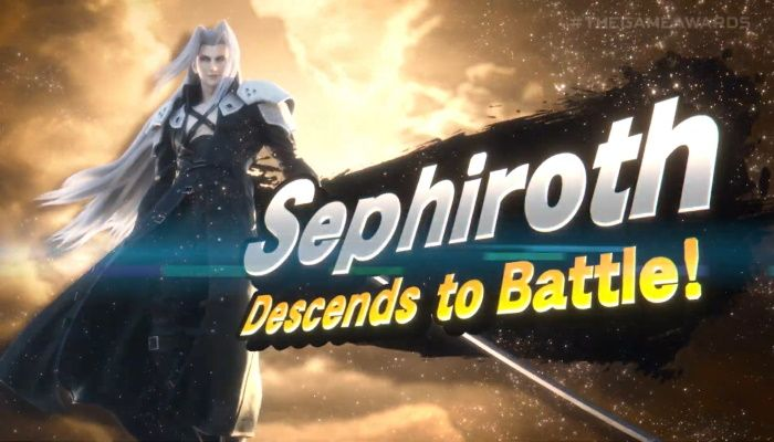 Sephiroth is Super Smash Bros. Ultimate Fighters Pass 2's next DLC character