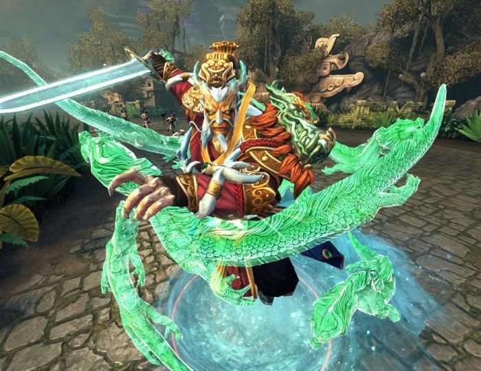 All Hail the Move to PlayStation 4 - SMITE News