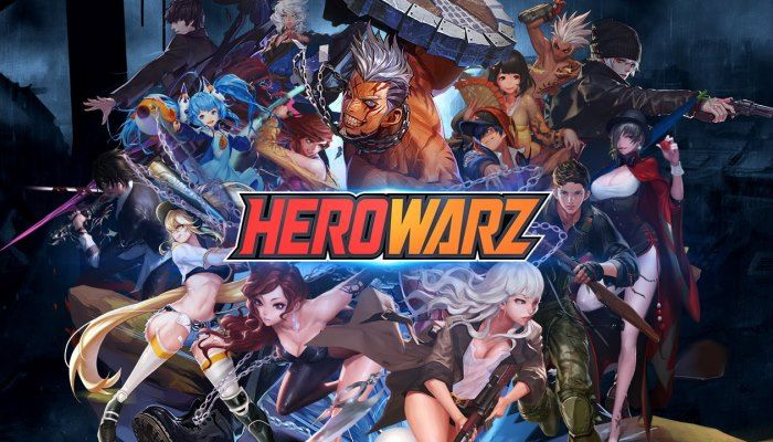 A Decent ARPG for the Busy Gamer - HeroWarz News