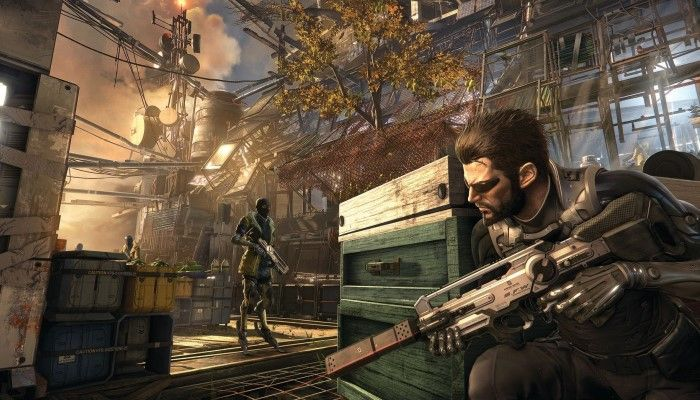 Freeform Stealth Triumph - Deus Ex: Mankind Divided News