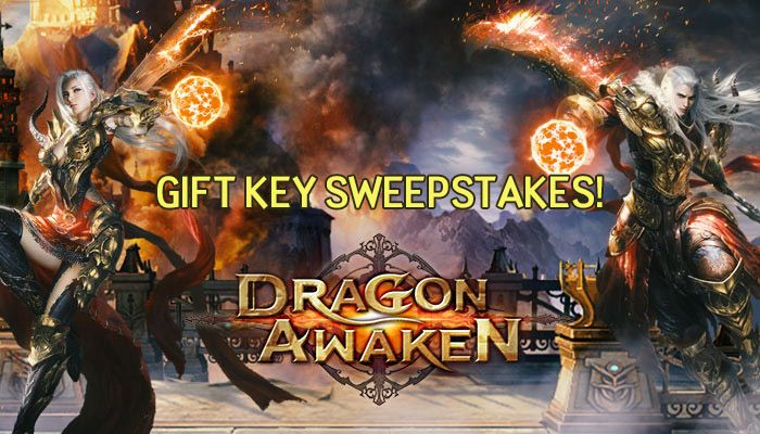 Mmorpg blade and soul sweepstakes online