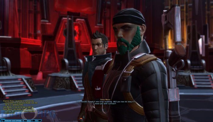 Knights of the Eternal Throne - TheHiveLeader - Star Wars: The Old Republic News
