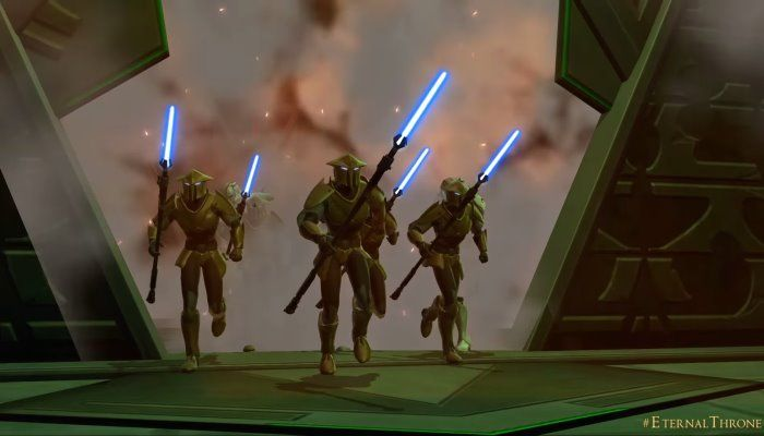 Knights Of The Eternal Throne: Official Accolades Trailer - Star Wars: The Old Republic News