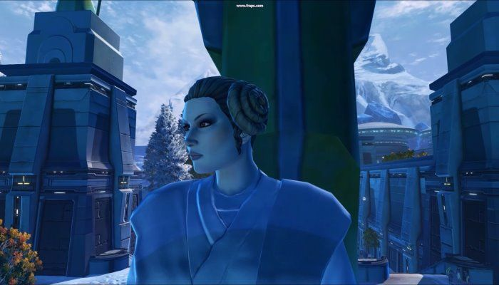 Fan-Made Tribute to Carrie Fisher - Star Wars: The Old Republic News