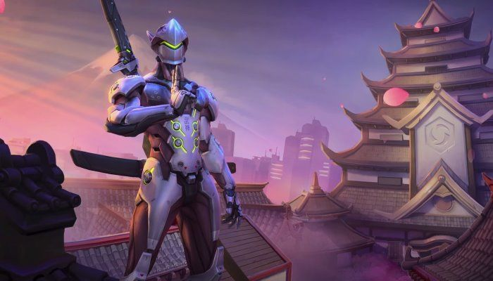 Genji's Abilities Showcased in Reveal Trailer - Heroes of the Storm - MMORPG.com