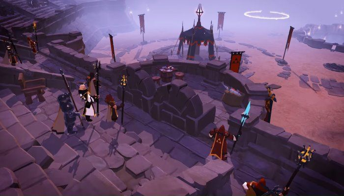 Joseph Update Arrives Next Week - Check Out This Trailer - Albion Online  Gameplay Footage
