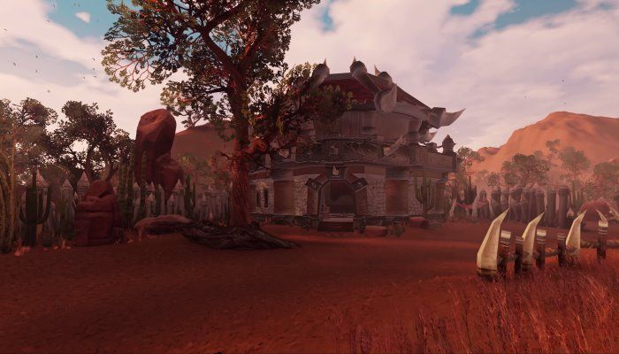 New Fan Video Takes a Look at Durotar in Unreal Engine 4 - MMORPG com