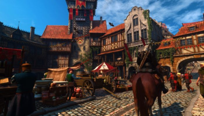 Enhanced Reshade Mod Brings Even More Beauty to Geralt's World
