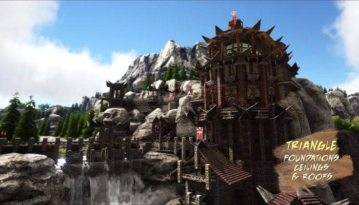 ARK: Homestead - Structures and Kibble Rework - MMORPG com
