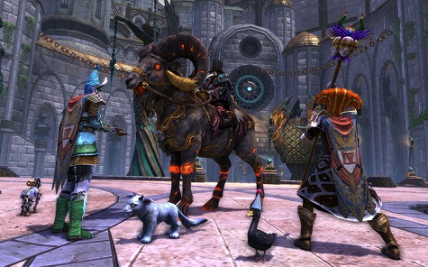 Carnival of the Ascended Celebrates Four Years