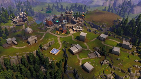 how to send an invite on ps4 fortnite