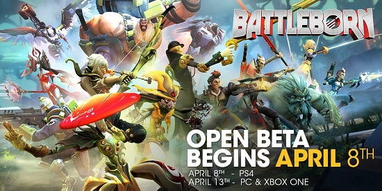 Open Beta Dates Revealed - PS4 First, PC/XBox One to Follow