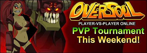 First-Ever PvP Tournament This Weekend