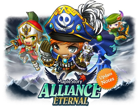 Alliance Update CompleteAlliance Update Complete