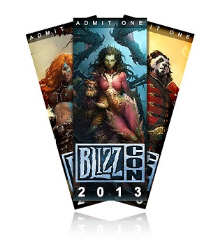 Blizzcon Tickets Go On Sale This Week