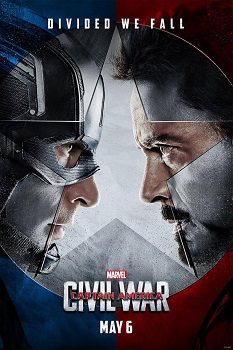 Captain America: Civil War Cross Promo Activities Revealed