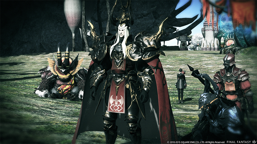 Column] Final Fantasy XIV: A Realm Reborn: Is the Barrier to Entry