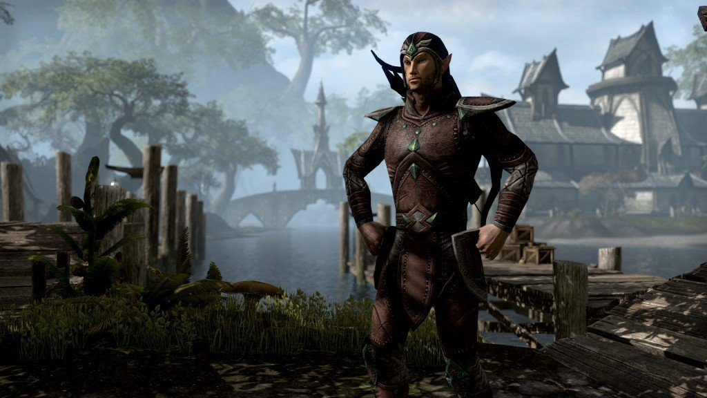 Elder Scrolls Online Tamriel Unlimited Nightblade Build