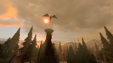 Savage Lands Announced: Open World Fantasy Survival Game