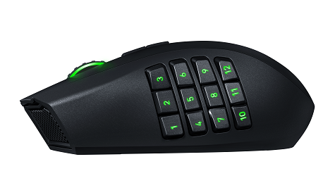 Razer Introduces Naga Epic Chroma Gaming Mouse