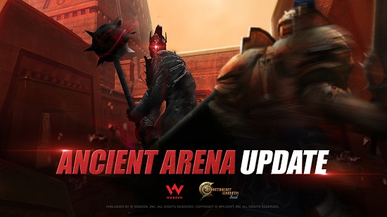 Ancient Arena Update Incoming