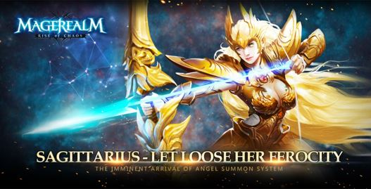 Zodiac Angels Fly Into Game