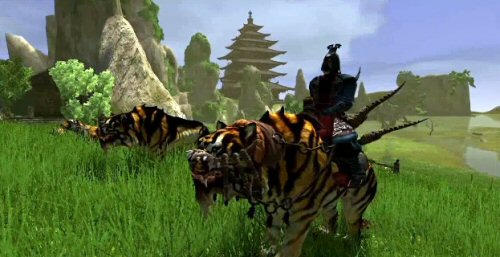 how to get the flying horse mount in tera