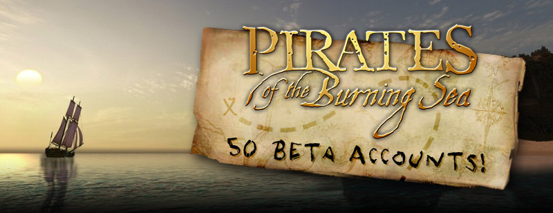 Pirates of the Burning Sea Beta Giveaway