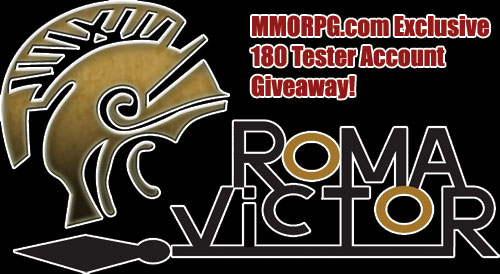 Roma Victor Test Account Giveaway