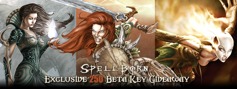 Spellborn Beta Giveaway