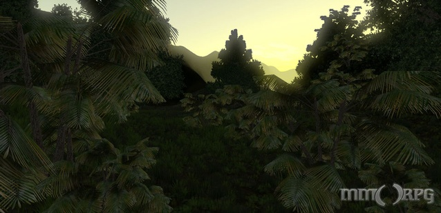 PRE-ALPHA Environment. Forest
