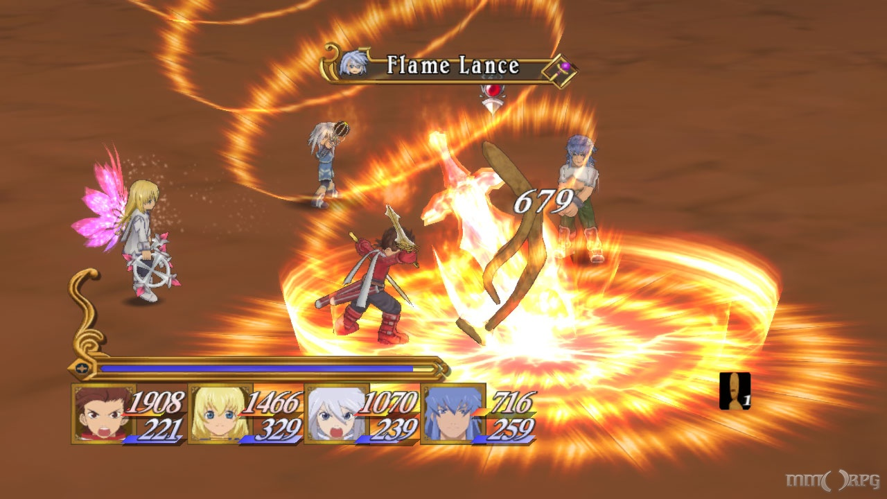 Tales of Symphonia: Chronicles blends two games in the saga in a remastered edition.