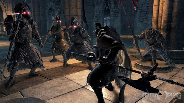 Dark Souls II preserves the challenge of the first game