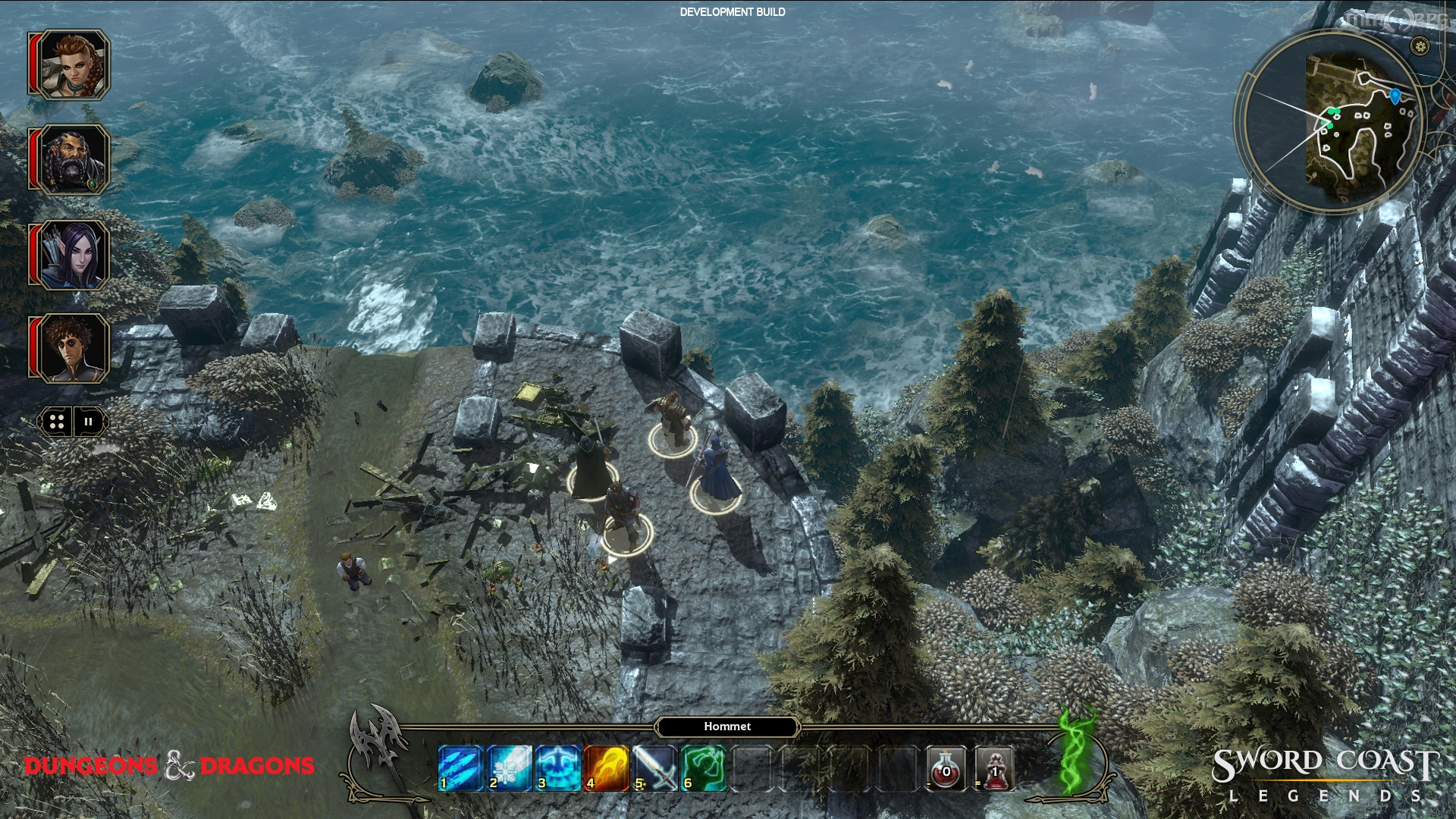 Sword Coast Legends is a party-based RPG set in the D&D Forgotten Realms universe. With a solo campaign and special DM mode, players can choose to play through or run their own games.