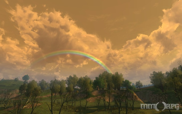 A Rainbow In The Shire