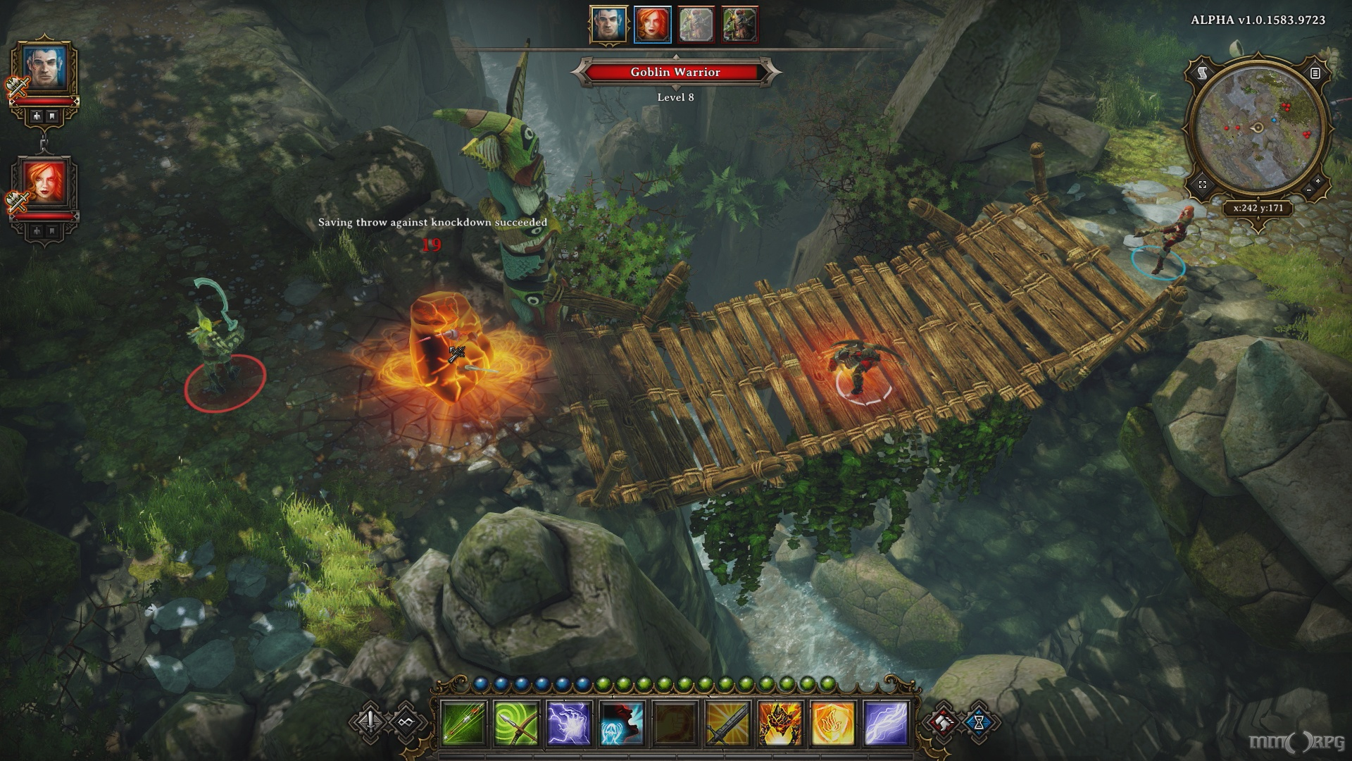 Divinity: Original Sin is the Kickstarter-funded RPG followup to Divine Divinity.