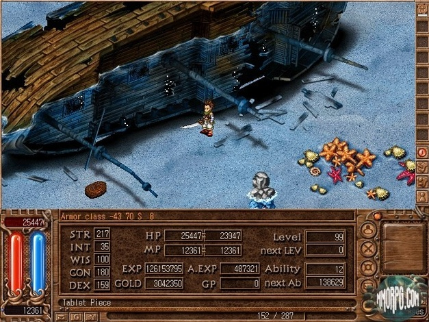 dark ages mmo