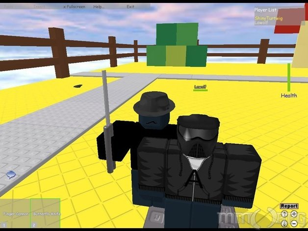 Roblox (16/04/2009)
