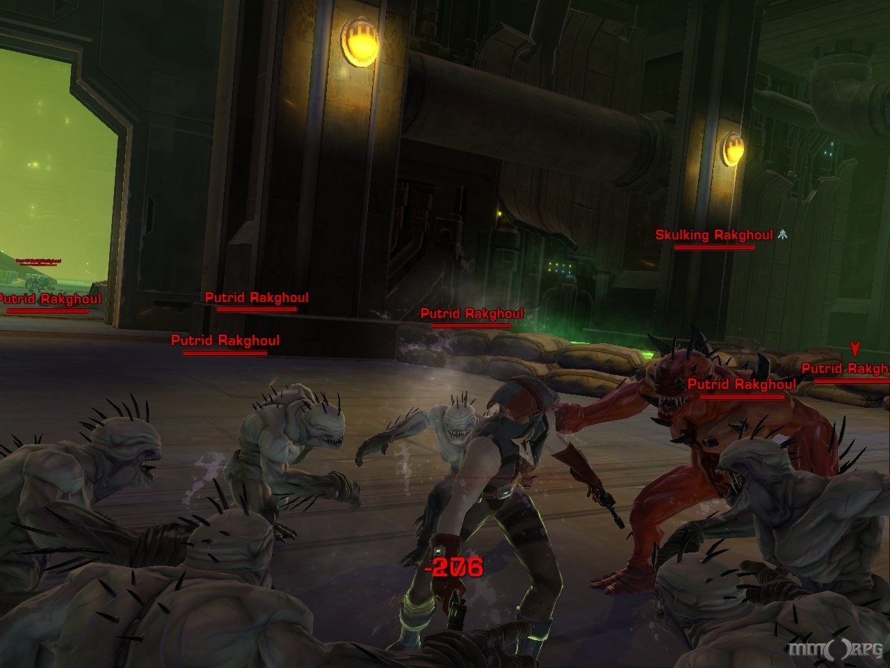 The gunslinger shows off his dance moves to the rakghouls