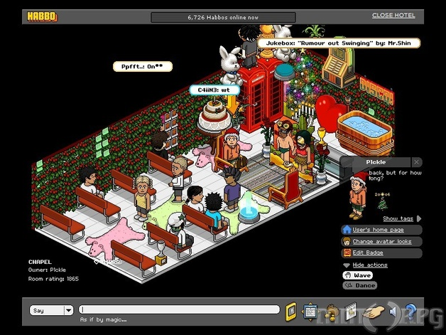 habbo dating site Find out what seventeen is up to with habbo this month.